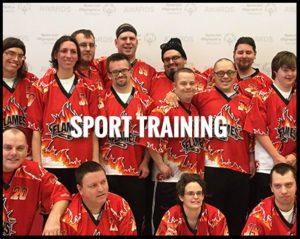 Sport training