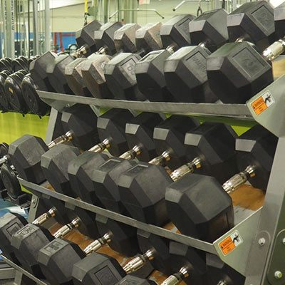 Free Weights for special-needs