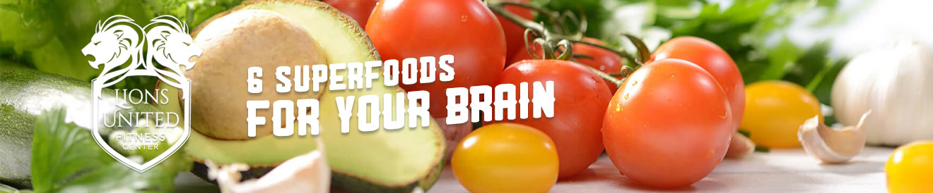 Six superfoods for brain development
