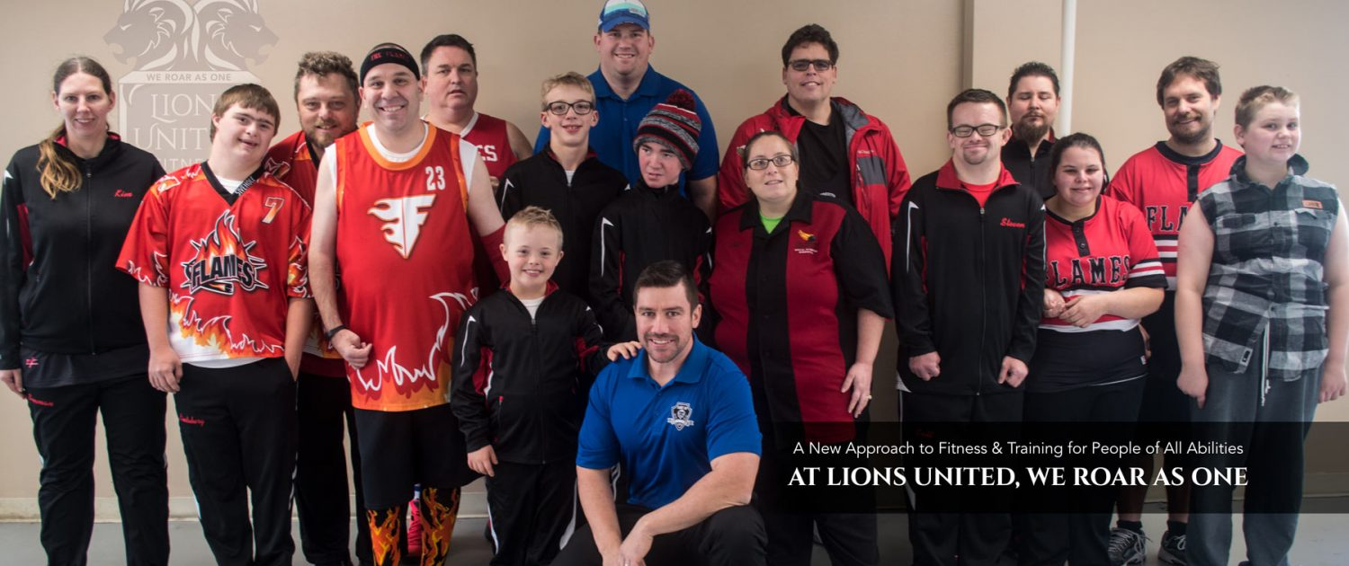 Adaptive Fitness training for Special-needs athletes