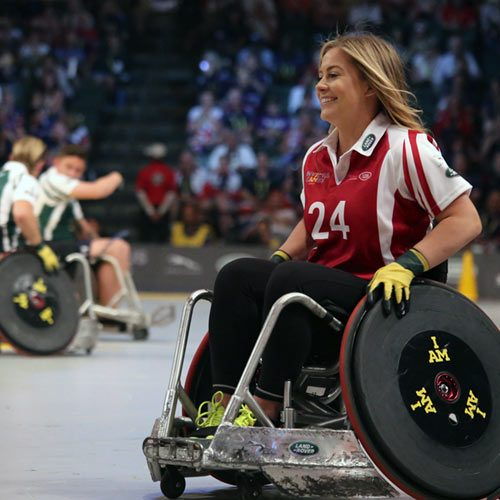 Adaptive and Unified sports are bringing athletes together