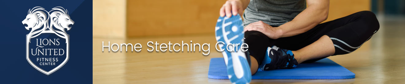 Ways to stretch at home